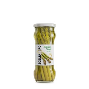 Asparagi verdi in vaso Scelta Oro Sama