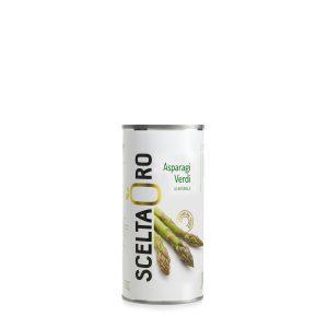 Asparagi Verdi al Naturale Scelta Oro
