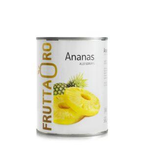 Ananas allo sciroppo in latta 580 ml