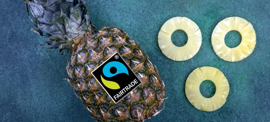 Ananas Fair Trade