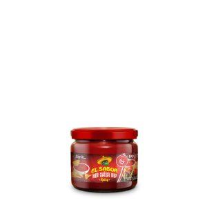 Salsa Hot Dip 300gr El sabor - SAMA