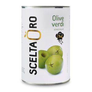 Olive verdi denocciolate Scelta Oro 4250 ml